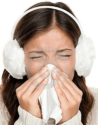 Diferencia entre la gripe y resfriado común