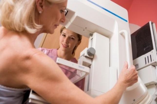 Mamografías en 3D en masas densas más precisión