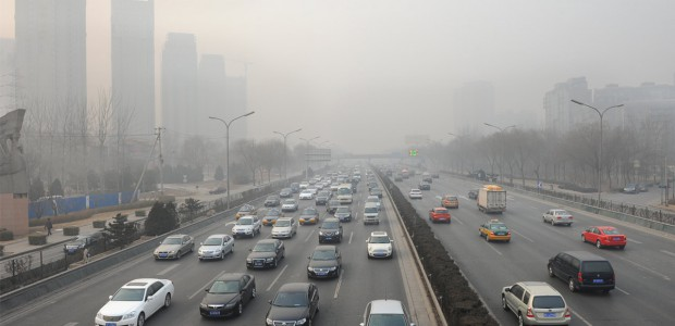 La contaminación y el impacto en enfermedades respiratorias
