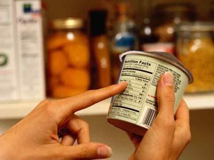 Resultado de imagen para etiquetas alimentos