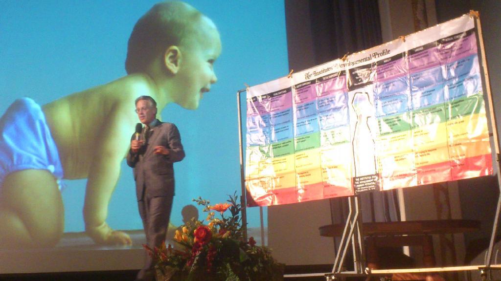 Jornada sobre el Método Doman para padres de niños con lesión cerebral (Barcelona 2014)