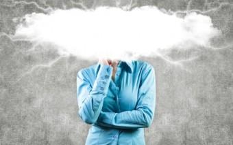 Huyendo de los pensamientos negativos